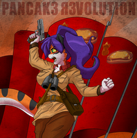 The Great Pancake Revolution by freelancemanga