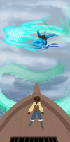 Territory Tasks: Surprise on the Eastern Ships by Mariannefosho