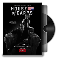 House Of Cards Season 2 by Natzy8