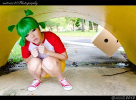 Yotsuba - Hide and Seek by nutcase23