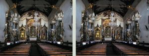 Catedral NS do Pilar -interior by ViniciusDoideira