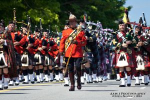 Canada Day Parade Halifax by NoraBlansett