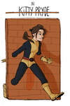 shadowcat by AtomicRedBoots