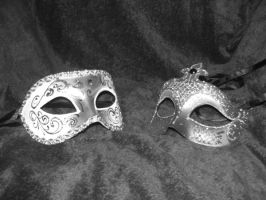 Masks by Razi-Raven