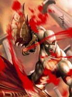 kratos0 by sal0