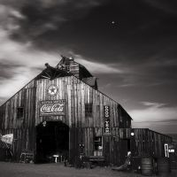 Old Barn by sciph