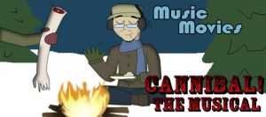 Music Movies Title Card Contest: Cannibal! by Animaphile