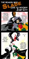 The Reason Why Slade... by cyberhell
