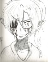 BEN DROWNED::InSaNe:: by hetaliagirl101