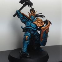 WIP Stormcast Eternal Champion by Cadian40k
