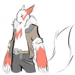 sketch stream Zangoose by ArcaneWind