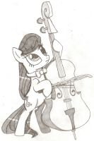 Octavia Sketch -EDIT- by Psybreon