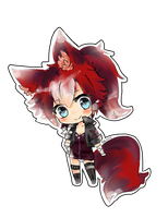 Art trade with Me2unique by Skyler-chan498
