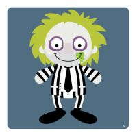 beetlejuice by striffle