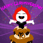 10 YEAR GLOOMIVERSARY! by empty-10