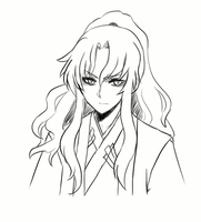 Naraku (gif process) by onisuu