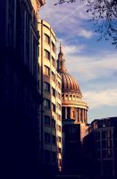St Paul's Cathedral by shhhhh-art