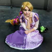 Rapunzel - Tangled by NDC880117