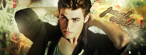 Paul Wesley by UltimatePassion