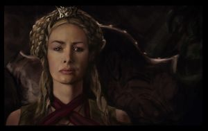 Study: Cersei Lannister by CAHess