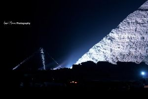 Pyramids by A-Mohsen