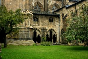 Halberstadt Cathedral by Criosdan