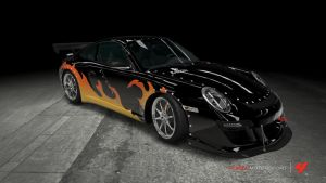 RUF RGT-8 - Need For Speed: Most Wanted by OutcastOne