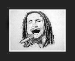 John Butler Pencil by Sasquatch69