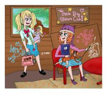 The Little Big Sisters Club by Rellen
