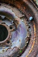 In Rust We Trust.... Tire by jnicolini12