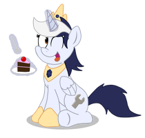 Birthday Princess by SketchyMouse