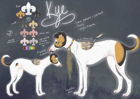 Kye Ref 2013 (TEMPORARY REFERENCE) by earthytones