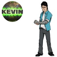 TMN10 KEVIN by bishart