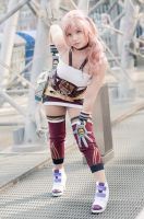 Serah Cosplay - LBM #4 by diriagoly