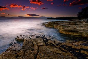 South Arm Sunset II 7 by MichaelG85