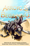 Arroyo's Beginning Book Cover by HTTYDsketch503