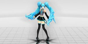 Fake Montecore Miku (Download) by YamiSweet