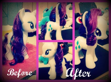 Rarity_hairstyle by DevilEnvy