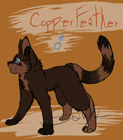 CopperFeather by Shy-Storm