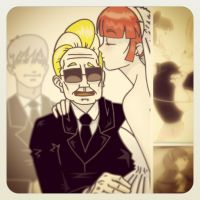 Johnny Quest - Little Suzzy Nuptials by yureisan