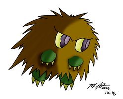 YGO - Kuriboh request by mdchan