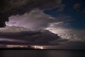 Lightning by Niv24