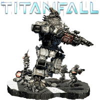 TITANFALL v3 by POOTERMAN