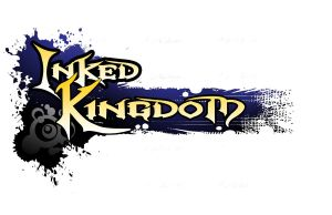 Inked Kingdom Logo Design by NateJ25