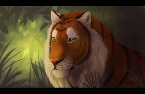Queen of the Forest by KhanasGhost