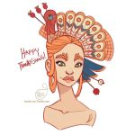 Happy Thanksgiving! by MeoMai