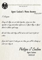 Coulson Memos 18 by TheQueenofLight