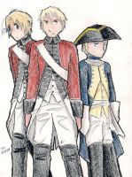 The American Revolution 2 by Omicheese
