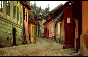 Sighisoara II by stufff
