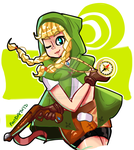 Linkle! by pandanx12